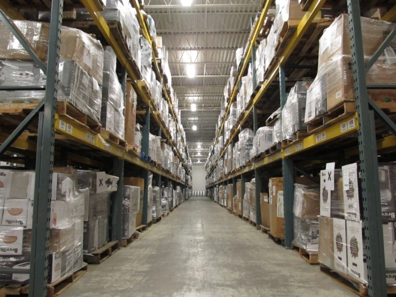 Warehouse Fulfillment